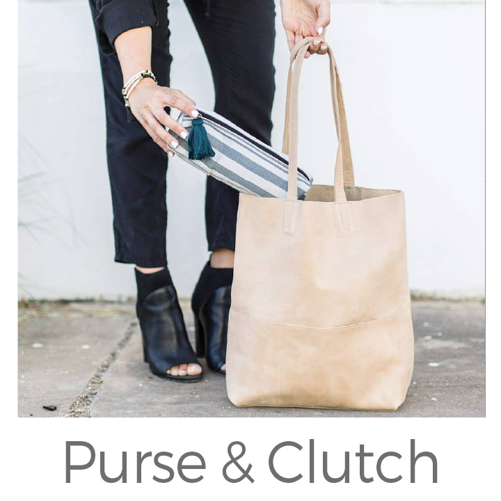 Purse and Clutch