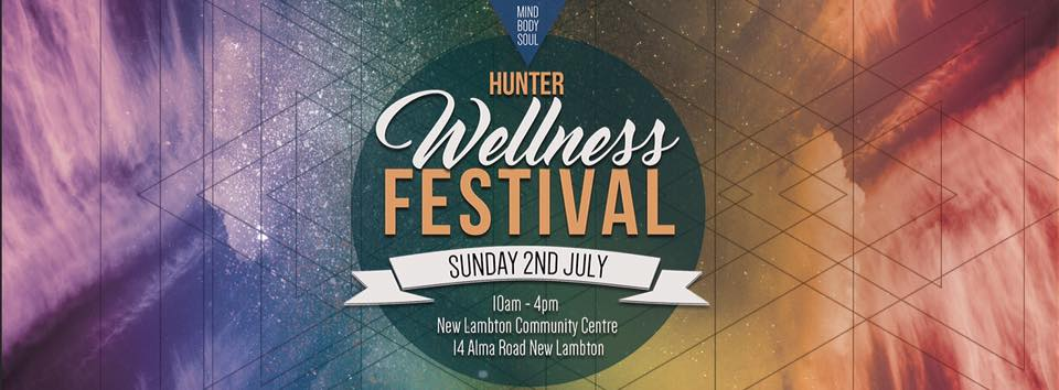 Hunter Wellness Festival hosted  by A La Mode Events
