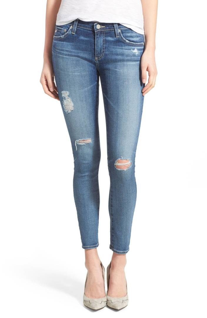 AG 'THE LEGGING ANKLE JEANS'
