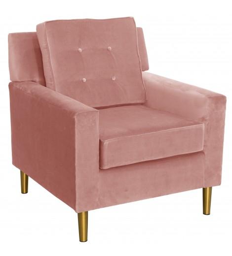 Aviva Velvet Chair