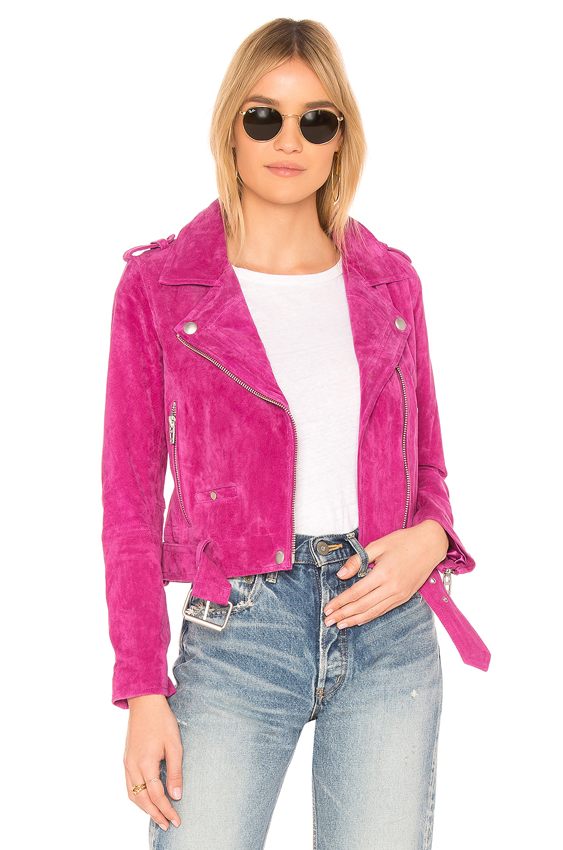 BLANKNYC Fuchsia jacket