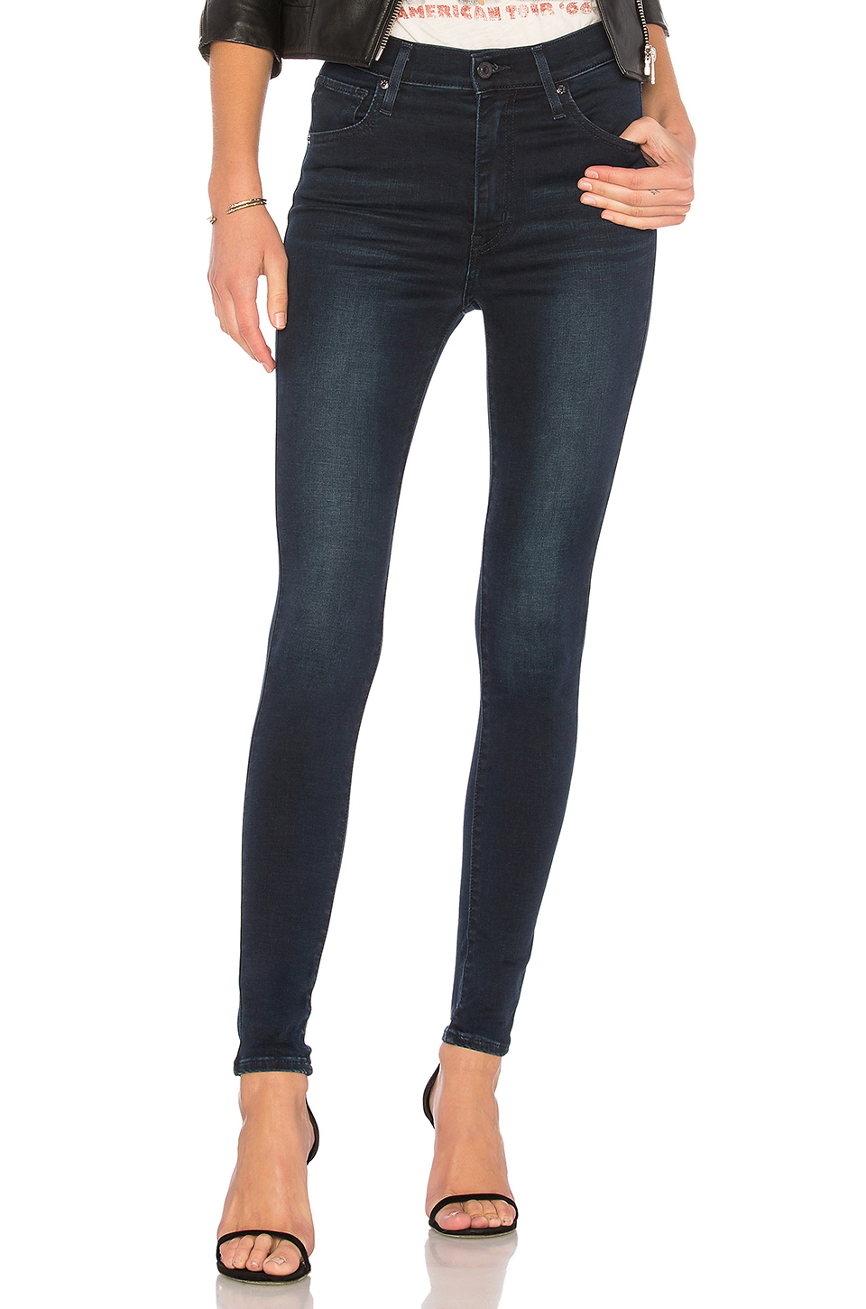 Copy of Levi's Mile High super skinny jeans