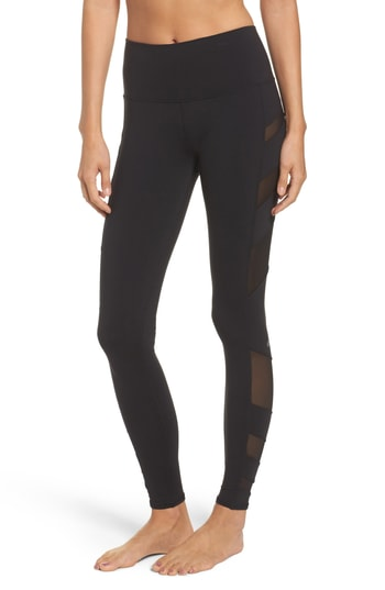 Alo Yoga Mesh Leggings