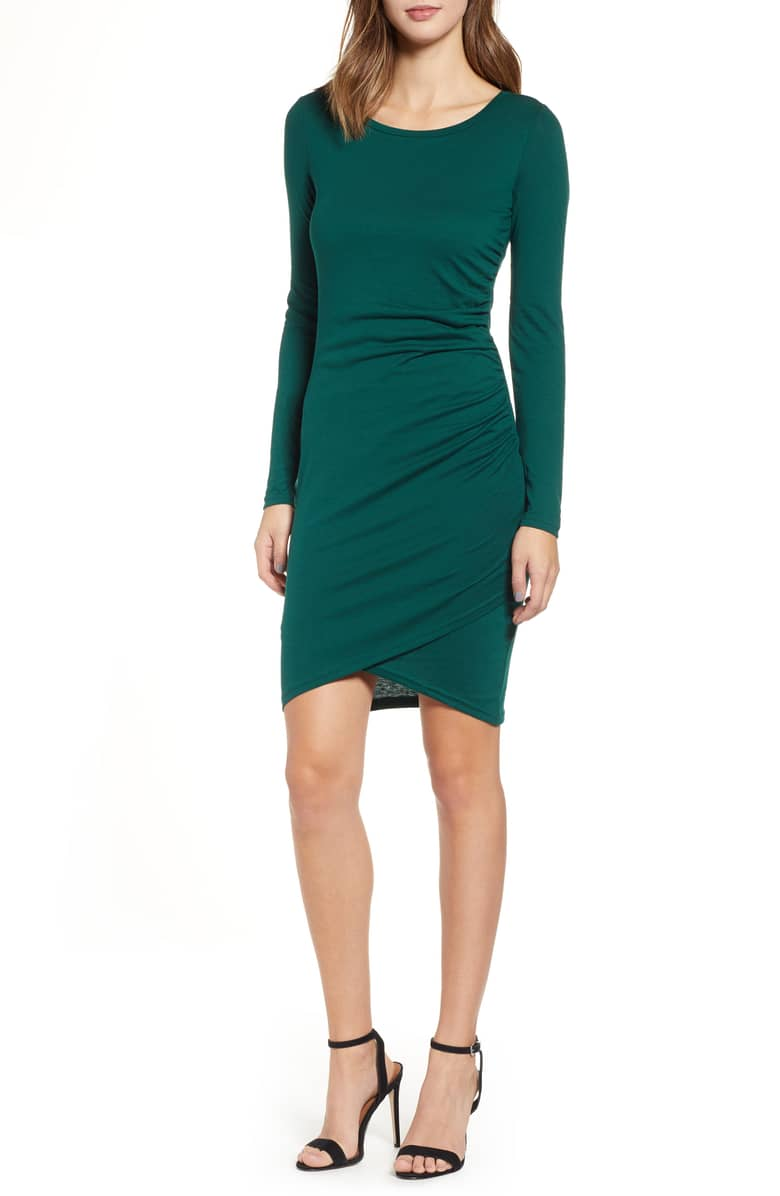 Leith Long Sleeve Dress