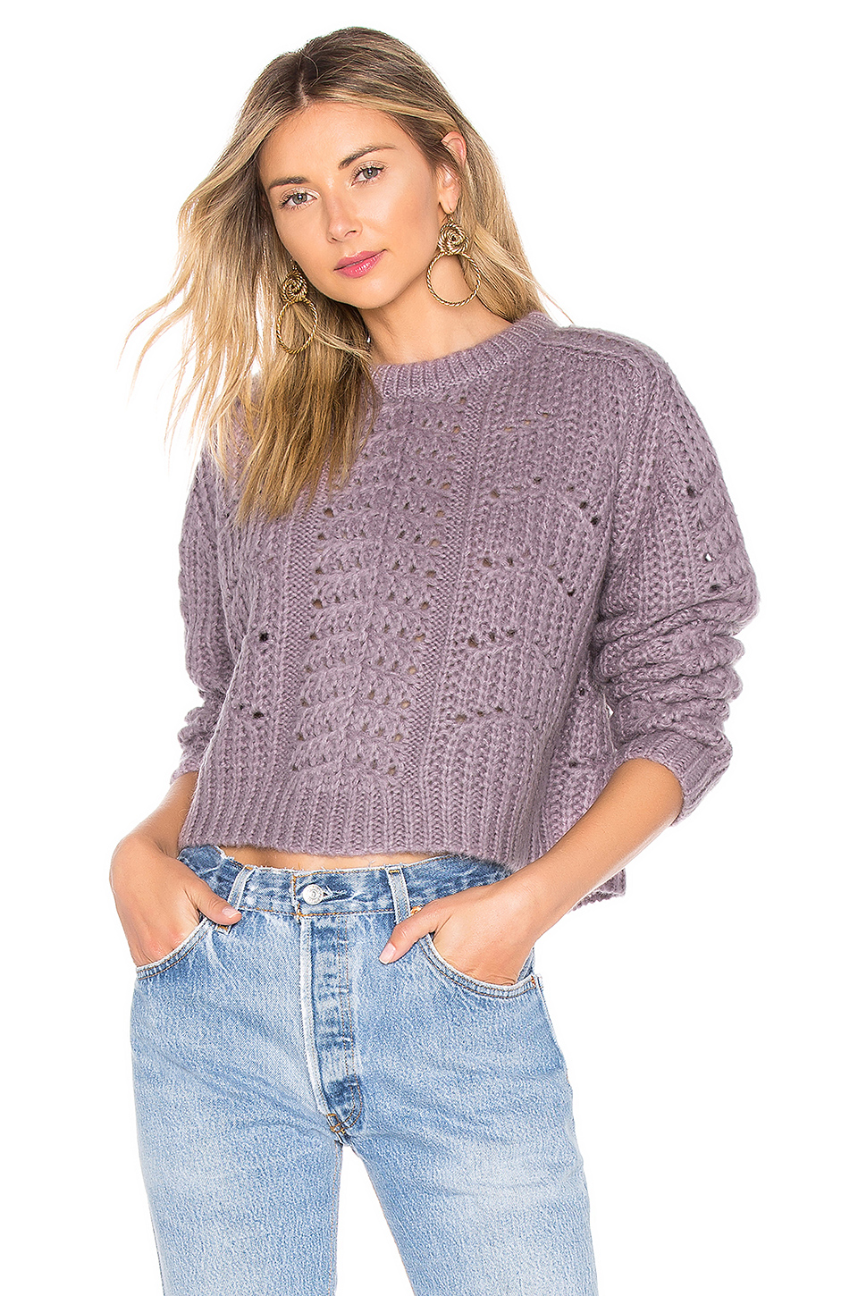 ASTR the Label Georgia Sweater