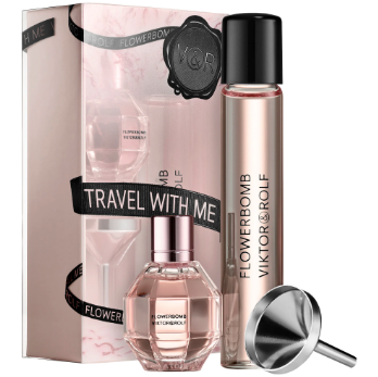 Viktor&Rolf Flowerbomb Travel Kit