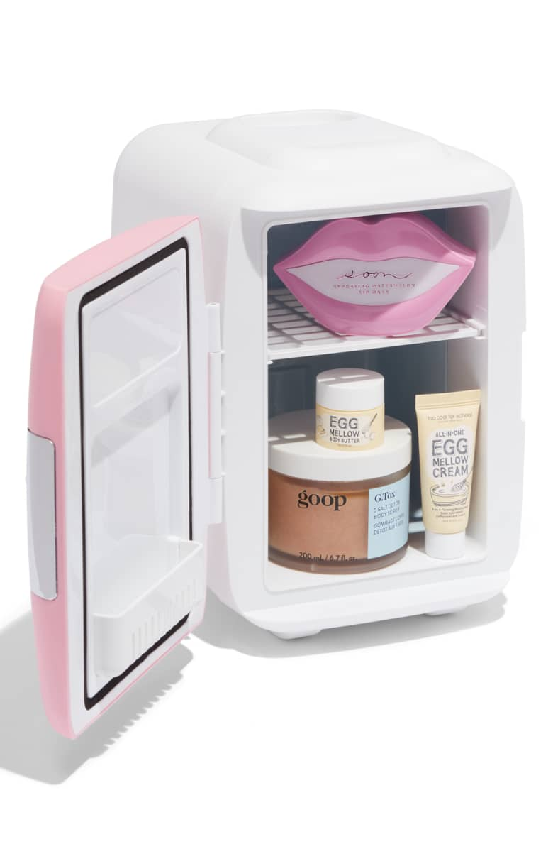 Cooluli 4L Thermoelectric Mini Fridge
