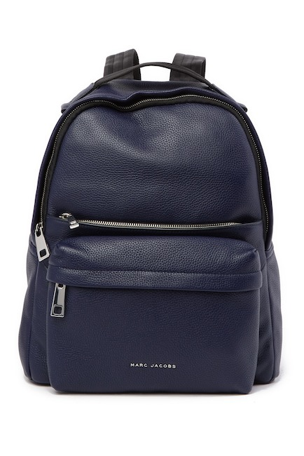 Mark Jacobs Varsity Leather Backpack