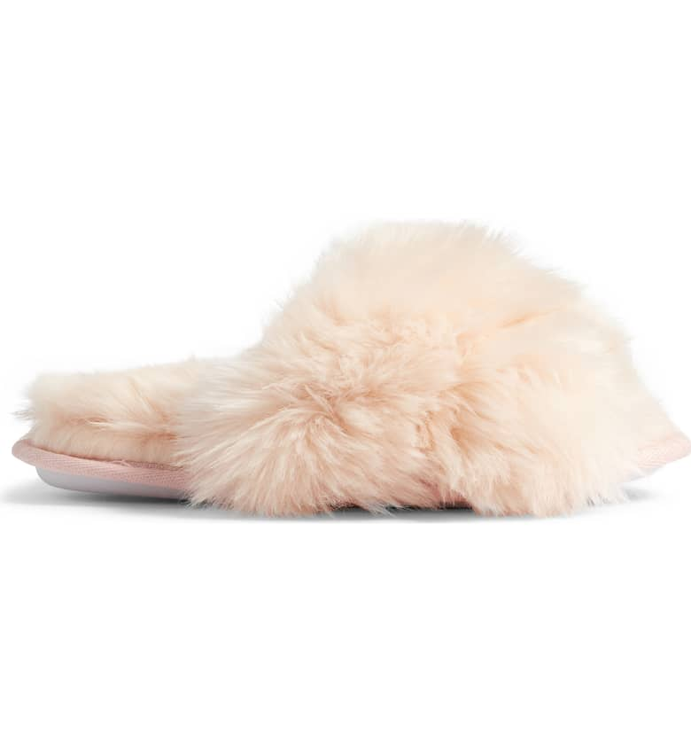 Make + Model Cuddle Slippers