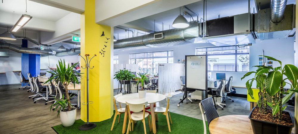 HUB Australia William St office