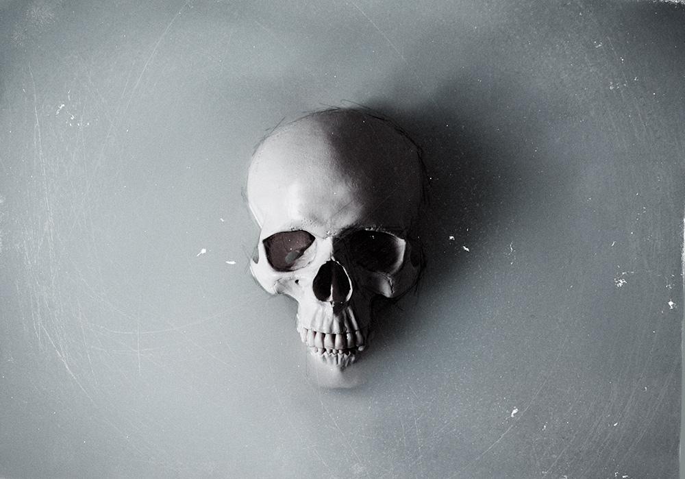 Death rising Grey