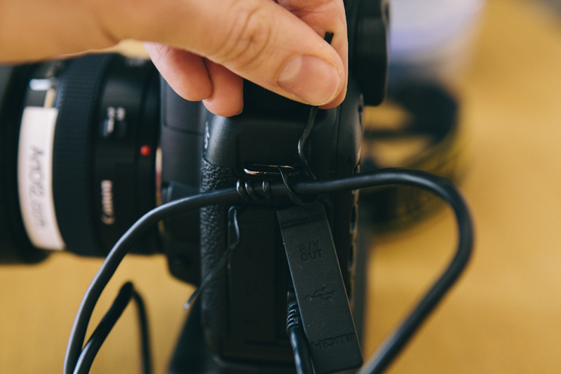 Camera teather cable-4