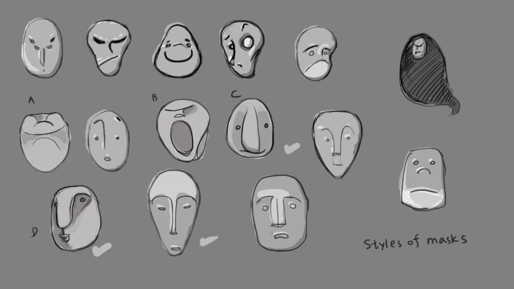 Emotion studies 2