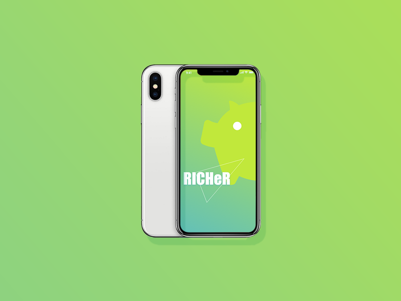 RICHeR app - Expense tracking tool