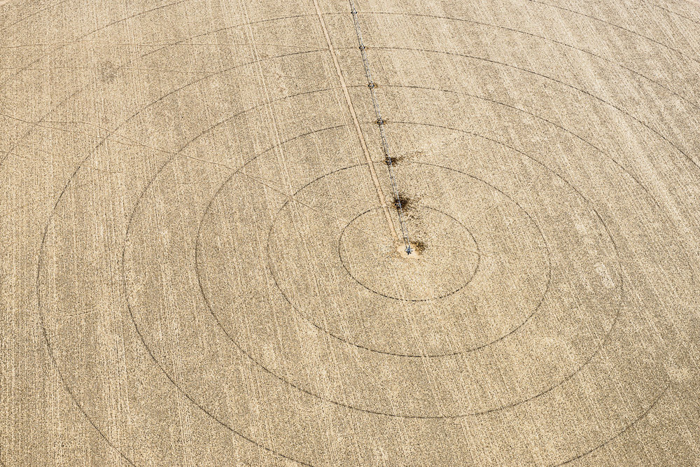 Pivot Circles, Wiggins, CO, 2013