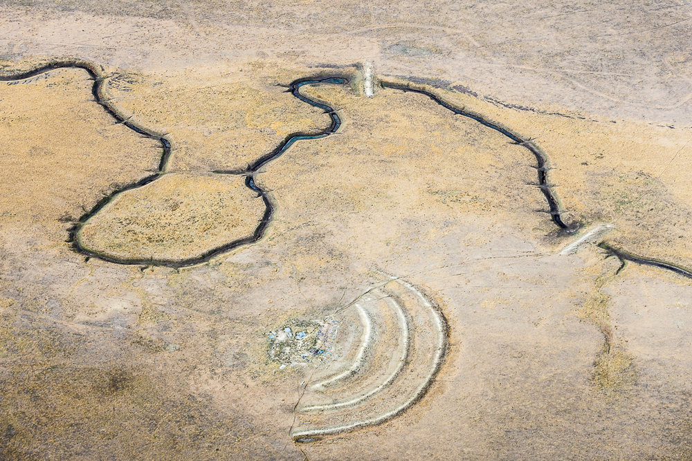 Meandering Impressions, Anton, CO, 2013