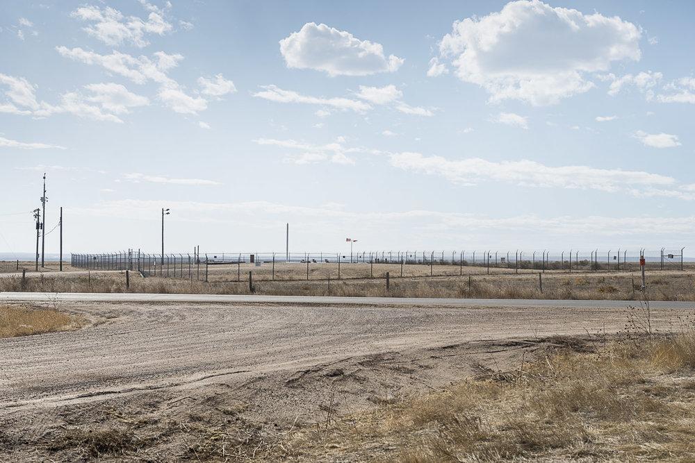 Minuteman N-11 (10.29.16), Raymer, CO, 2016