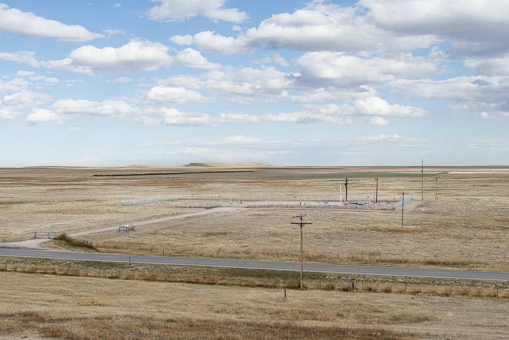 Minuteman N-4 (10.29.16), Raymer, CO, 2016