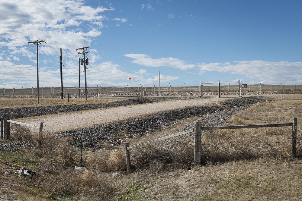 Minuteman N-9 (10.29.16), Grover, CO, 2016