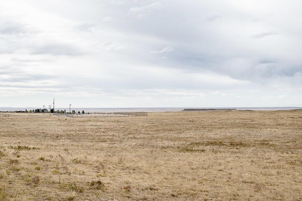 Minuteman O-5 (10.29.16), Raymer, CO, 2016