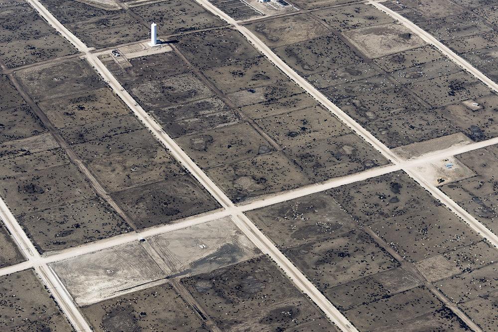 Patchwork Grid, Yuma, CO, 2016