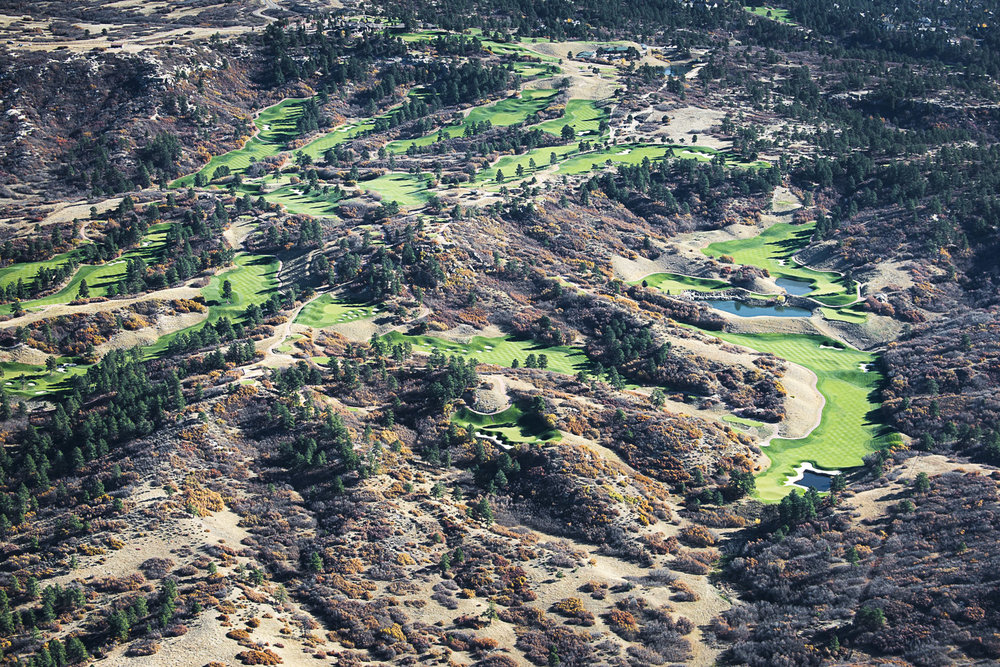 Improved Paradise, Castle Pines, CO, 2015