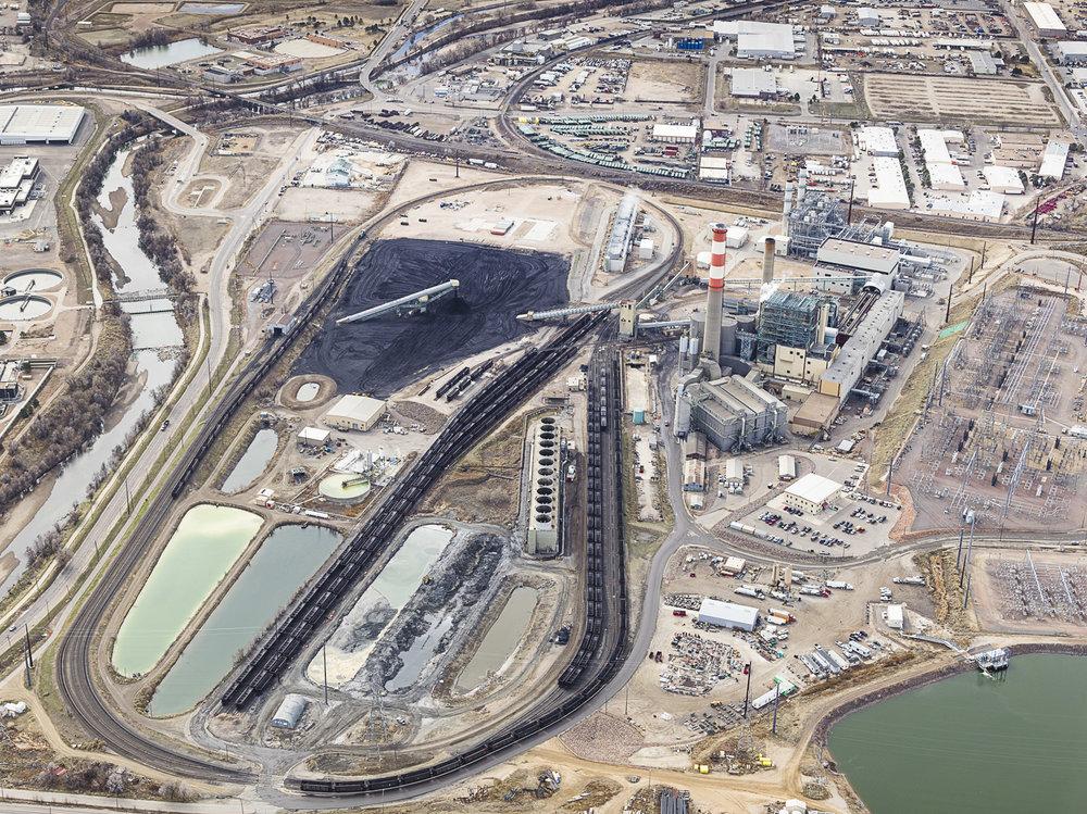 Coal Power, Denver, CO, 2016