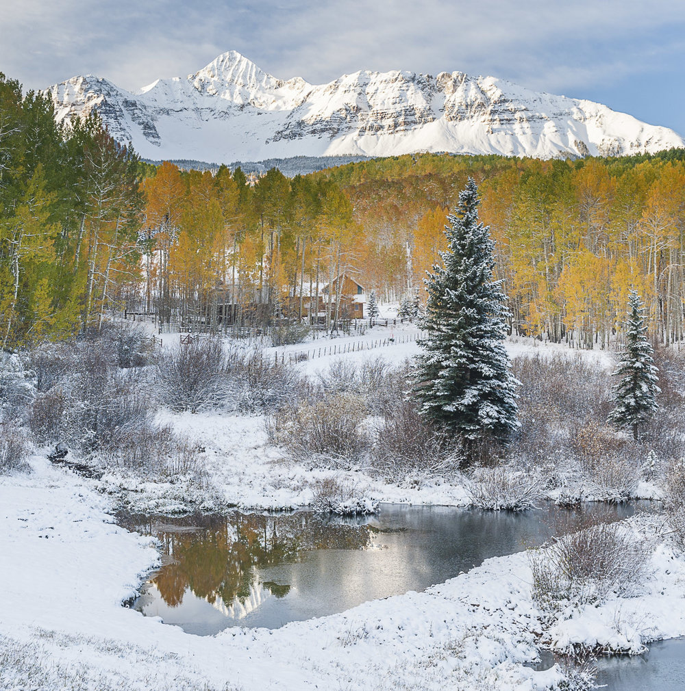 Secluded Paradise, Telluride, CO, 2011