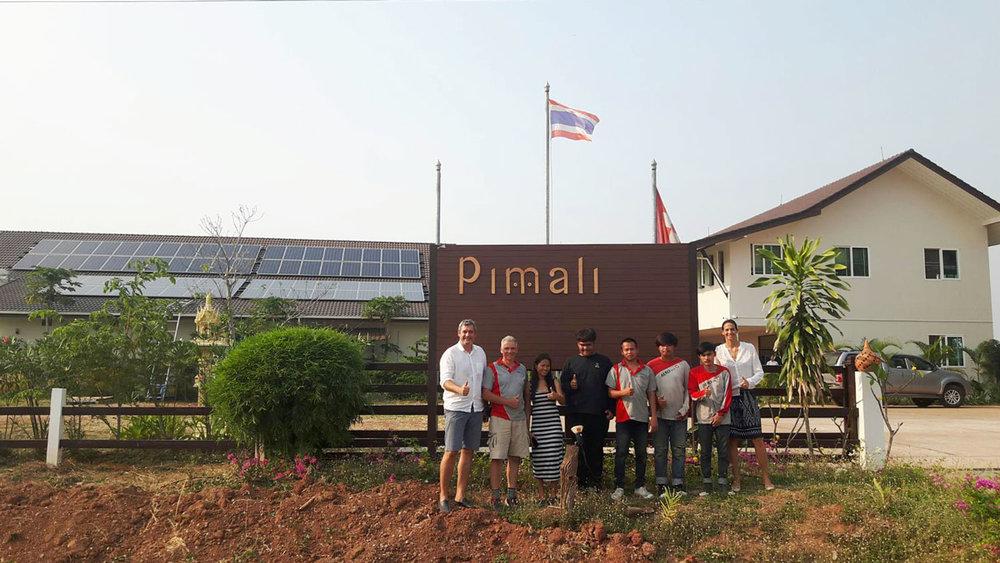 Solar System installation - Pimali Foundation.jpg