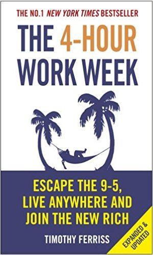 The 4-Hour Work Week - by Timothy FerrissMost helpful with: Goal-settingPage count: 416Buy now for $14.99 AUD