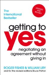 Getting To Yes   by Roger Fisher & William Ury    Most helpful with:  Negotiation   Page count:  240   Buy now  for $14.99 AUD