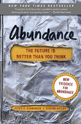 Abundance   by Peter Diamandis & Steven Kotler    Most helpful with:  Mindfulness, Leadership   Page count:  402   Buy now  for $14.99 AUD