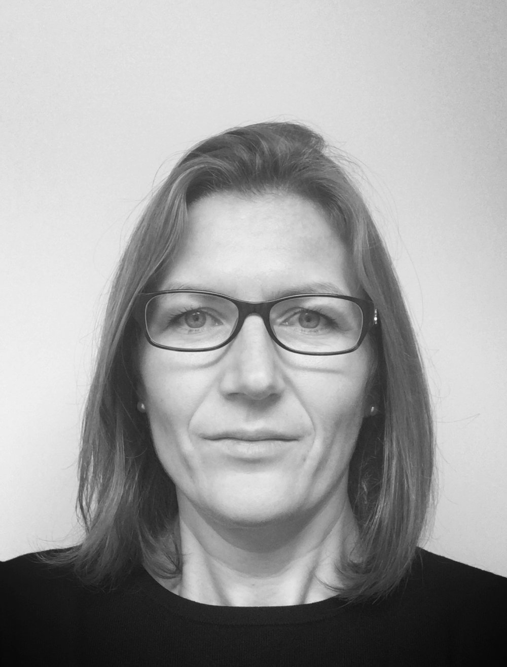 Francoise Bouch Strøm - EVRY