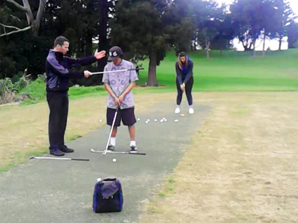 Thanks to  NZCT  for giving our youth the opportunity to have some awesome golf lessons at Tauranga Golf Club!