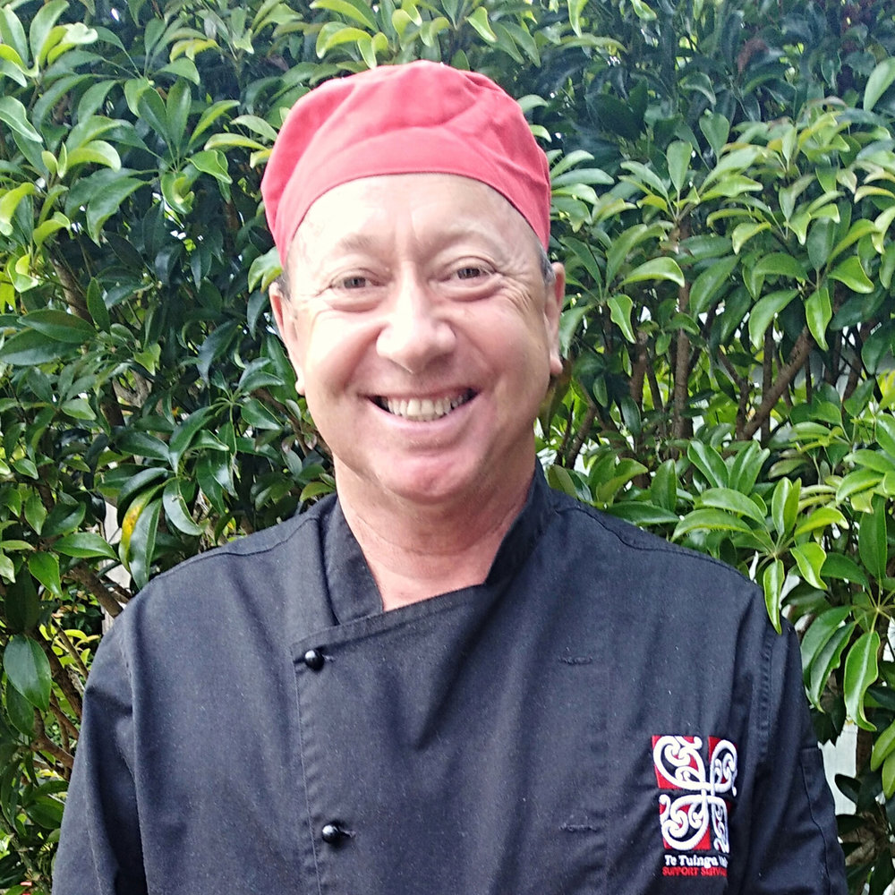 STEPHEN WILSON - Happy Puku Manager / Head Chef
