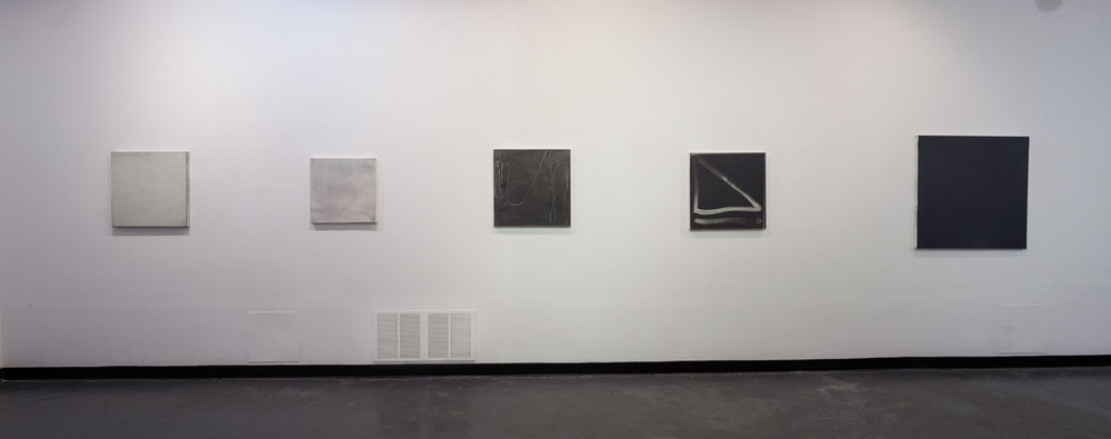 "Installation view at the show, ""Against image"", Pratt south galley, Brooklyn, NY"