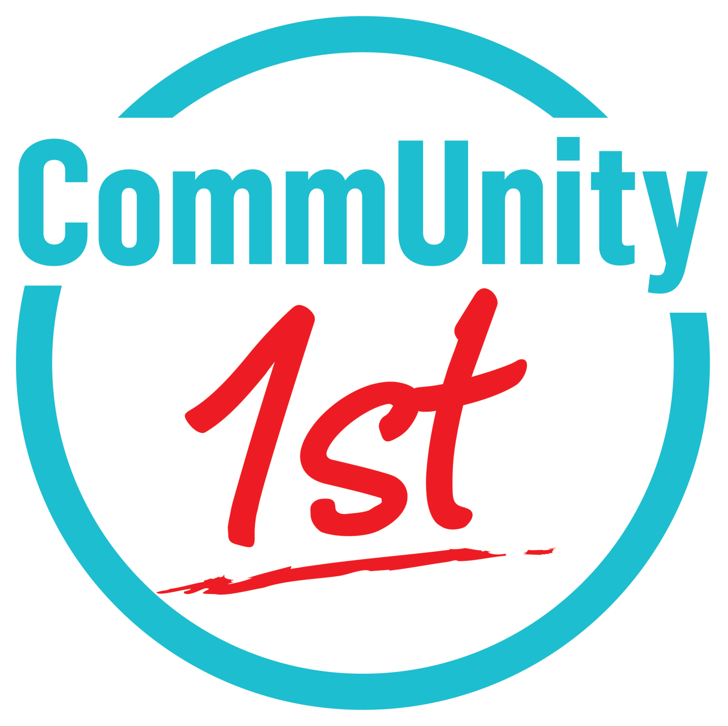 Vote 1: CommUnity 1st
