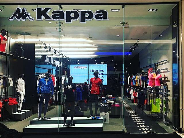 The @kappa_sa store is finally open #design #retaildesign