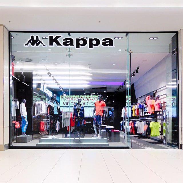 #kappa #kappa_sa new concept store design #retaildesign