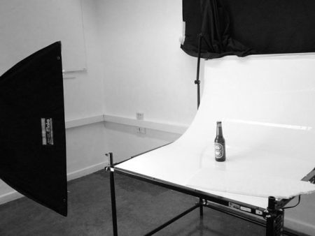 DIY Product Photography Studio Set Up