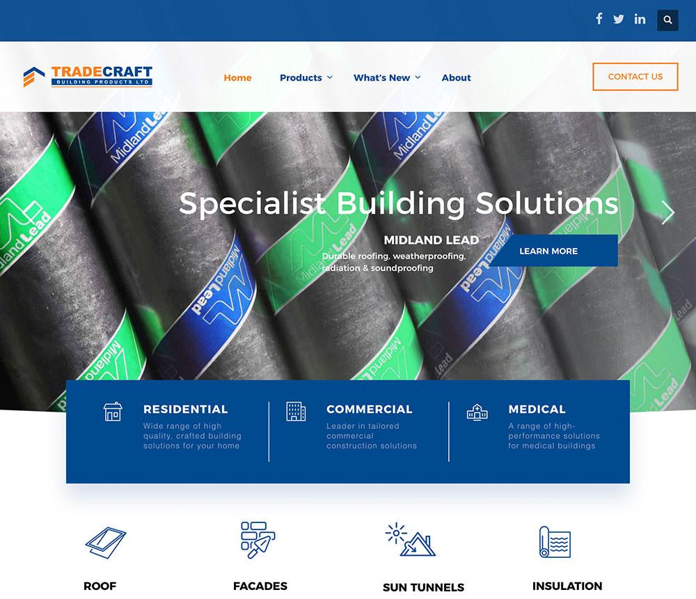 Tradecraft Building Products LTD