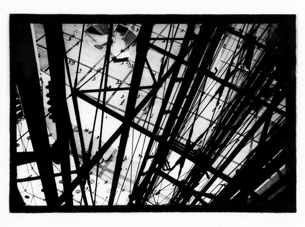 La Grande Arche Paris, 1997