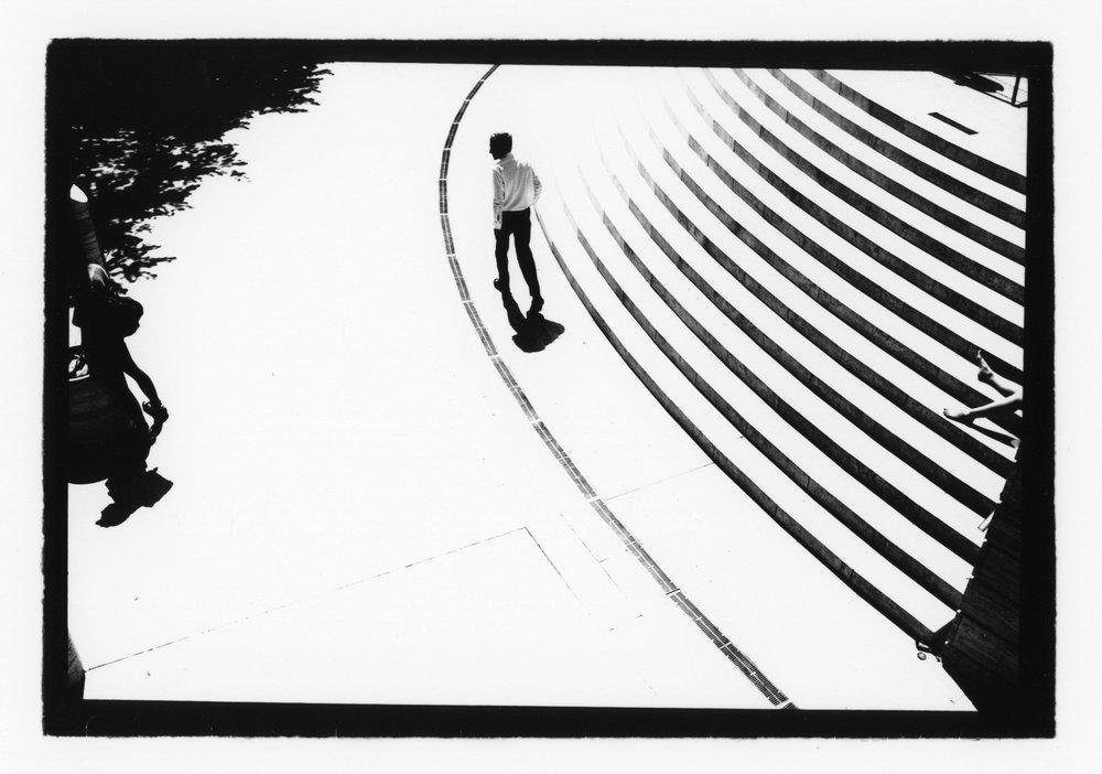 Broadgate, London, 1991