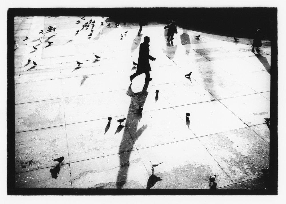Trafalgar Square, London, 1996