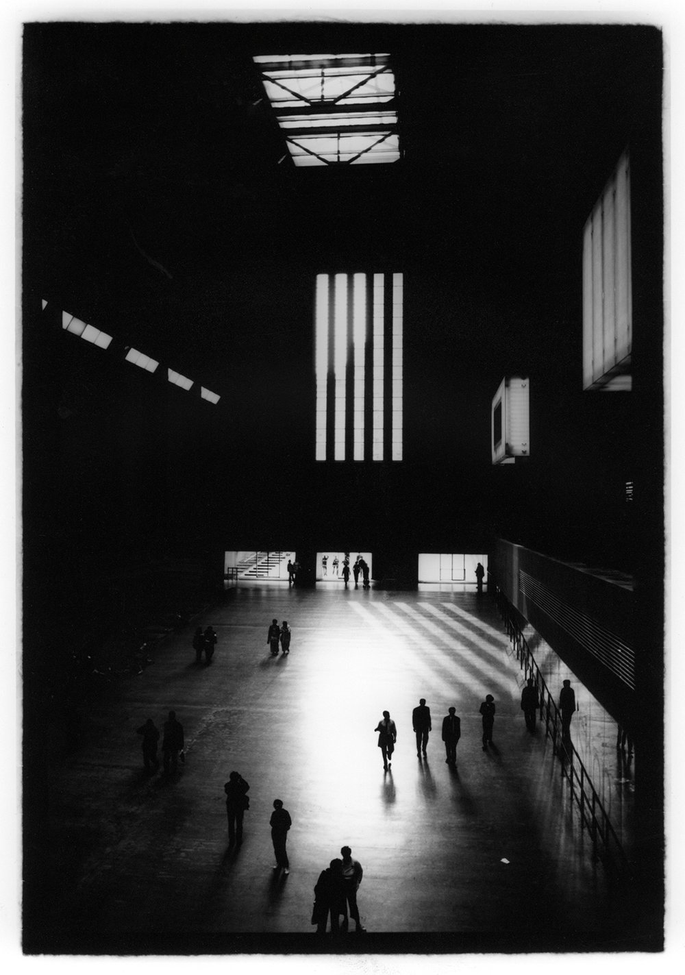 Turbine Hall, Tate Modern, London, 2000