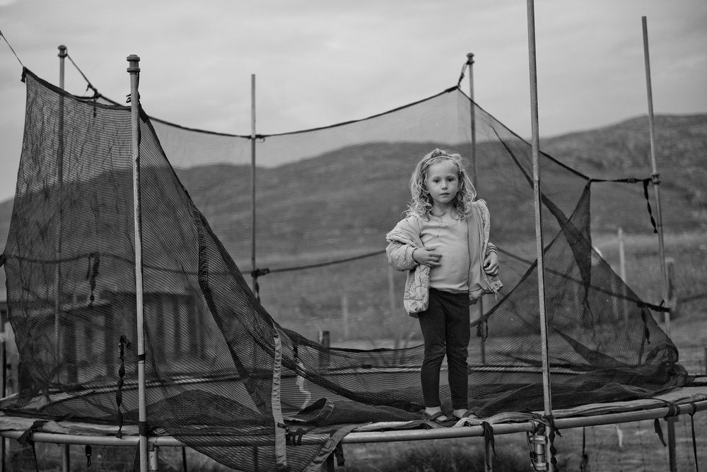 Emily Rose, 2013 from The Vatersay Series