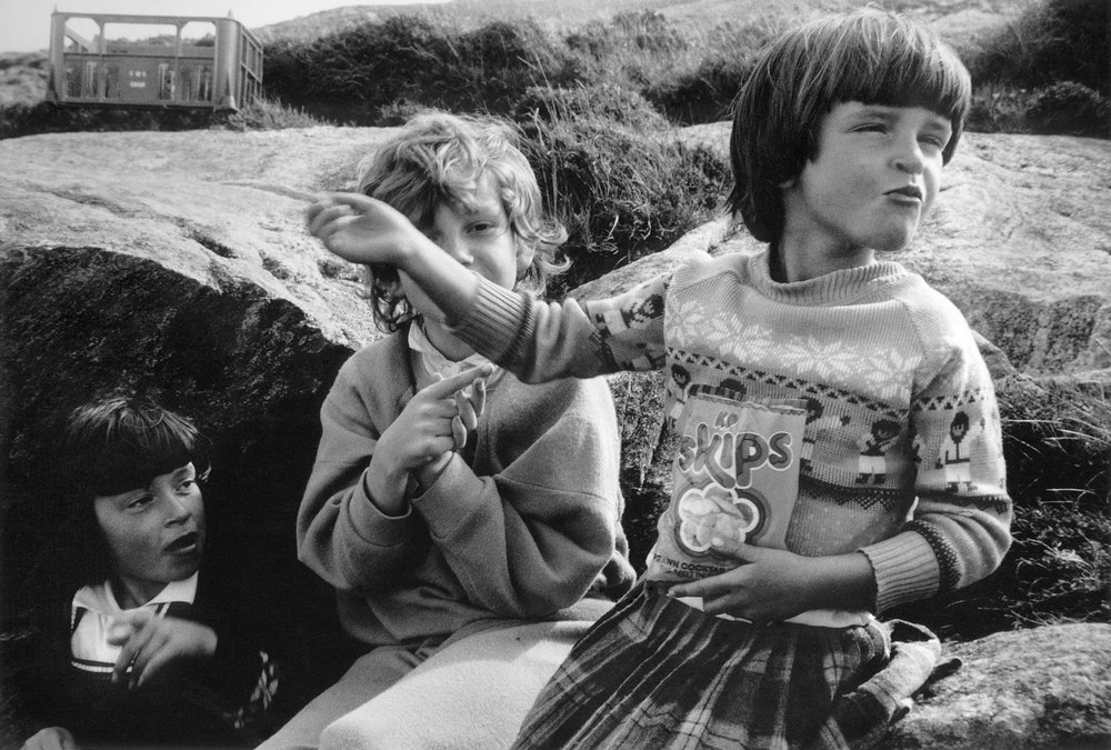 Toots, Catriona & Maggie, 1985 from The Vatersay Series