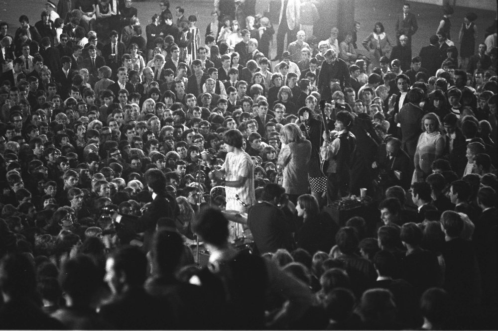 Jagger in the Crowd, 4 O'Clock in the Morning, 'All Nighter', Ali Pali, London, 1964