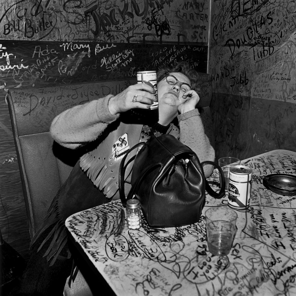 Last Call, Tootsie's Orchid Lounge, Nashville, TN, 1974 from the 'Honky Tonk' series
