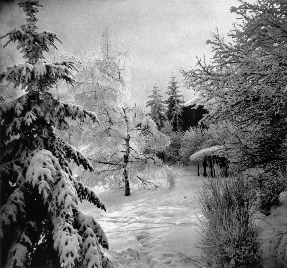 Chamonix, France, January, 1914